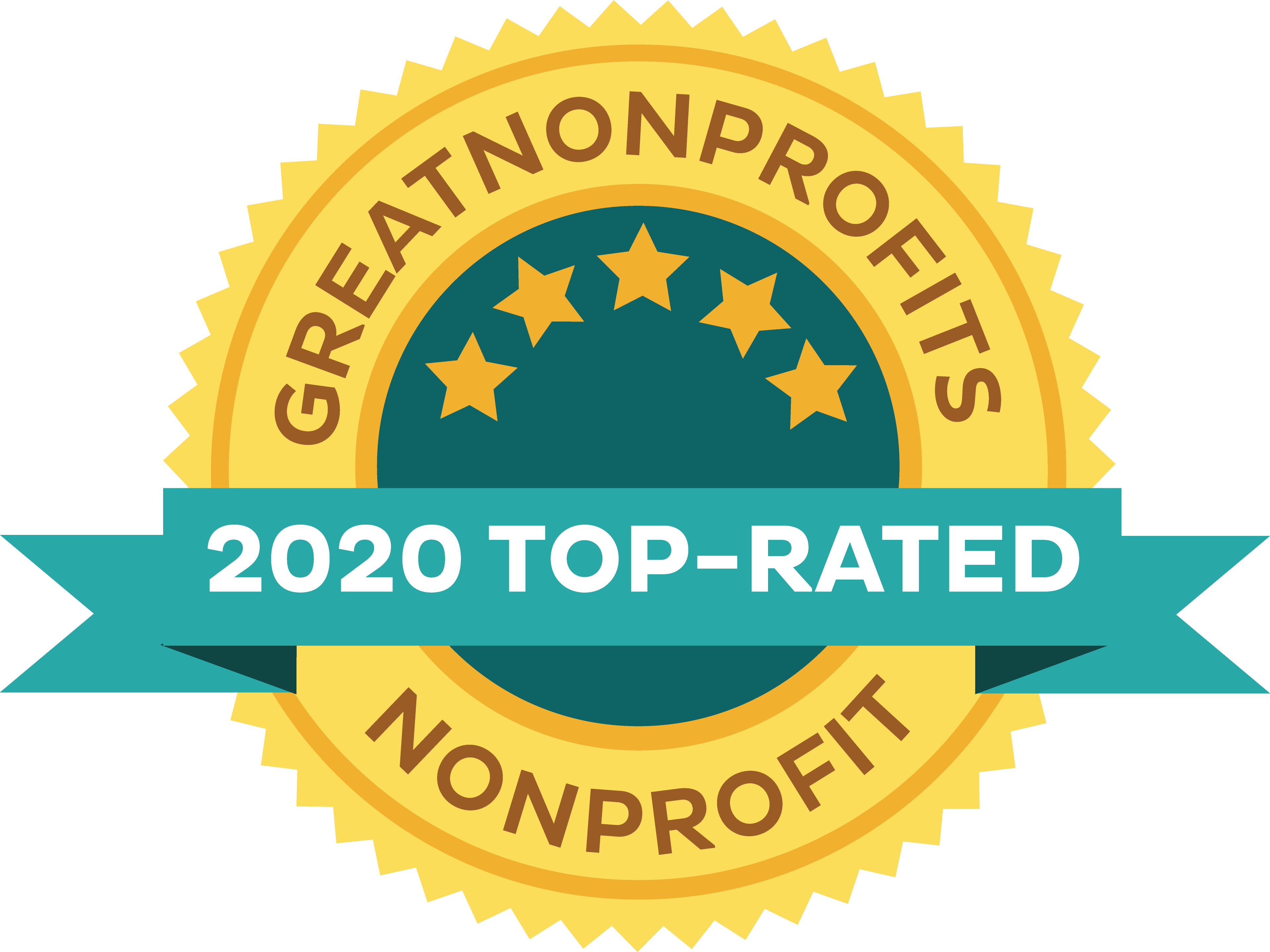 GreatNonprofits 2019 Top-Rated Nonprofit
