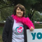 Sandy Bottali, Breast Cancer Survivor